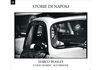 Ensemble Accordone - Storie Di Napoli - (CD)