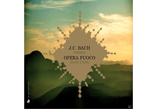 David Stern, Opera Fuoco - Zanaida - (CD)