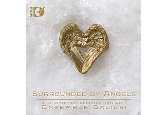 Ensemble Galilei - Surrounded By Angels - (Blu-ray Audio)