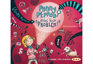 Ulrike Rylance - Penny Pepper – Alles kein Problem! - (CD)