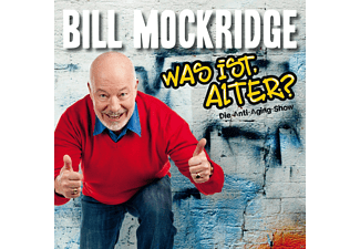 Bill Mockridge - Was ist, Alter? - (CD)