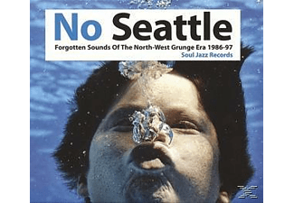 VARIOUS - No Seattle 1986-1997 [CD]