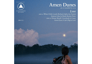 Amen Dunes - Love - (CD)