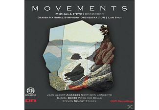Michala Petri, Danish National Symphony Orchestra - Movements - (SACD Hybrid)