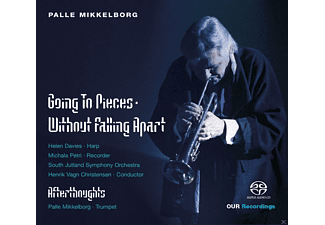 Helen Davies, Michala Petri, SOUTH JUTLAND SYMPHONY ORCHESTRA / - Going To Pieces-Without Falling Apart - (SACD Hybrid)
