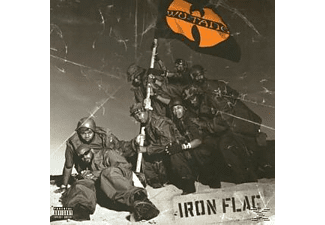 Wu-Tang Clan - Iron Flag - (Vinyl)