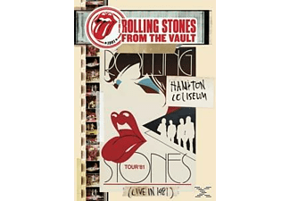 The Rolling Stones - From The Vault-Hampton Coliseum Live In 1981 [DVD]