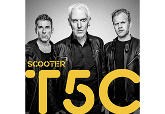 Scooter - The Fifth Chapter (CD)