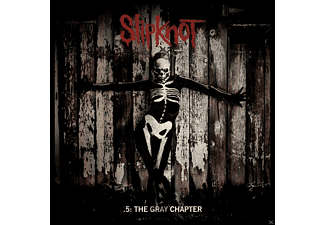 Slipknot .5: The Gray Chapter (Deluxe Edition) CD