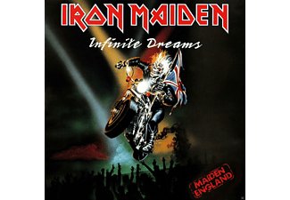 Iron Maiden - Infinte Dreams (Live) - (Vinyl)