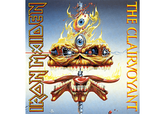 Iron Maiden - The Clairvoyant - (Vinyl)