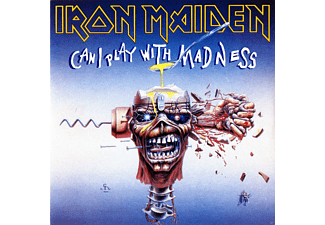 Iron Maiden - Can I Play With Madness [Vinyl]