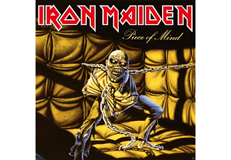 Iron Maiden - Piece Of Mind - (Vinyl)