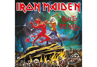 Iron Maiden - Run To The Hills [Vinyl]