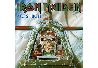 Iron Maiden - Aces High - (Vinyl)