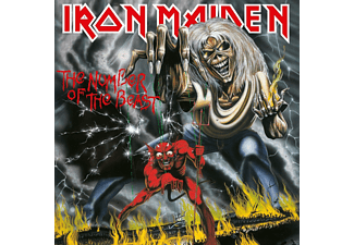 Iron Maiden The Number Of The Beast Βινύλιο