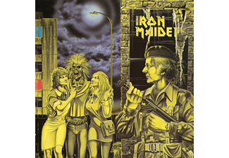 "Iron Maiden - Women In Uniform - 7"" SP - vinyl kislemez (Vinyl SP (7"" kislemez))"