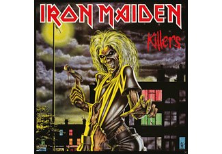 Iron Maiden - Killers - (Vinyl)
