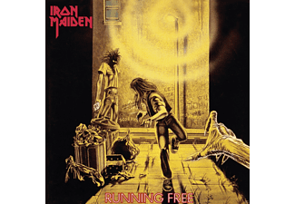 Iron Maiden - Running Free - (Vinyl)