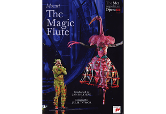 Metropolitan Opera - The Magic Flute (Metropolitan Opera) [DVD]