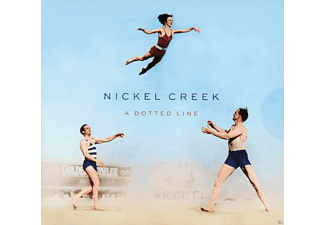 Nickel Creek - A Dotted Line - (CD)
