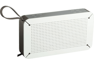 PEAQ PDR150 Digitalradio (Weiß)
