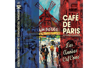 VARIOUS - Cadé De Paris-50 French Classics [CD]