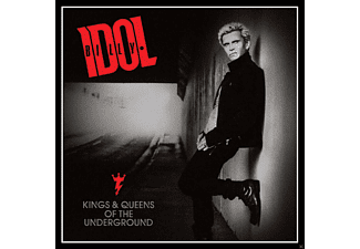 Billy Idol - Kings & Queens Of The Underground - (CD)