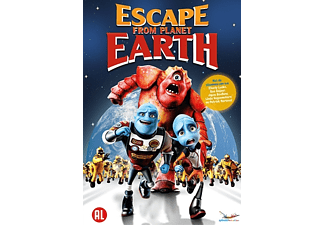 Escape From Planet Earth | DVD