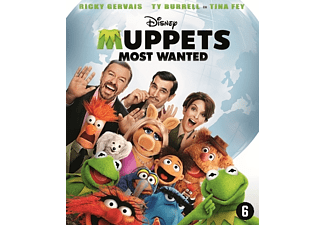 Muppets Most Wanted | Blu-ray