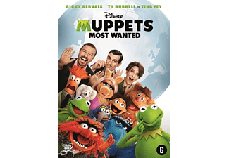 Muppets Most Wanted | DVD