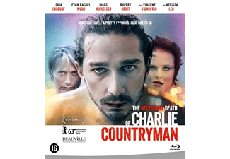 The Necessary Death Of Charlie Countryman | Blu-ray