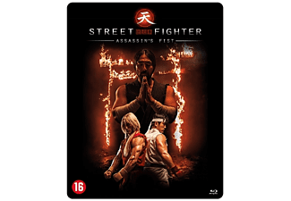 Street Fighter: Assassin's Fist (Steelbook) | DVD