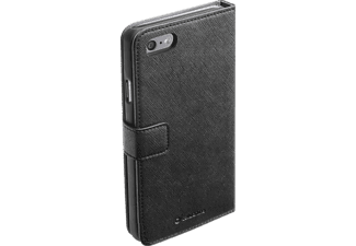 CELLULAR LINE 35389 Bookcover Apple iPhone 6, iPhone 6s Kunstleder Schwarz