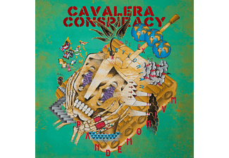 Cavalera Conspiracy - Pandemonium (Ltd.First Edt.) [CD]