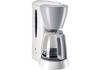 MELITTA M 720-1/1 Single 5 211159, Kaffeemaschine, Weiß/Grau
