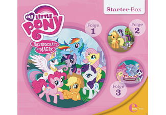 My Little Pony - My little Pony - Starter-Box - (CD)