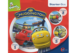 Chuggington - Chuggington - Starter-Box - (CD)