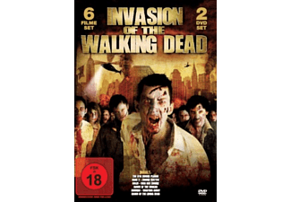 Invasion of The Walking Dead Collection [DVD]