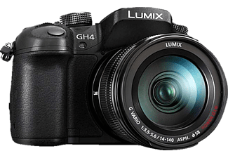 PANASONIC GH4 Body kamerahus +14-140 mm f/4-5,8 POWER OIS