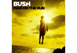 Bush - Man On The Run [CD]
