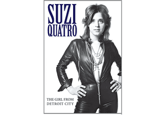 Suzi Quatro - The Girl From Detroit City/4CD Deluxe Book Boxset [CD]