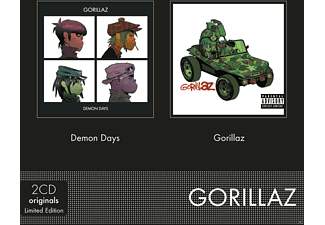 Gorillaz - Demon Days / Gorillaz - (CD)