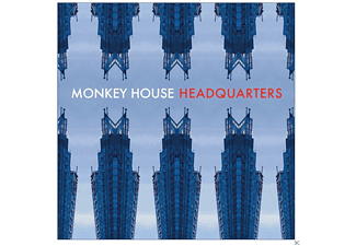 Monkeyhouse - Headquarters - (CD)