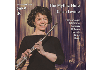 Levine Carin - The Mythic Flute - (CD)