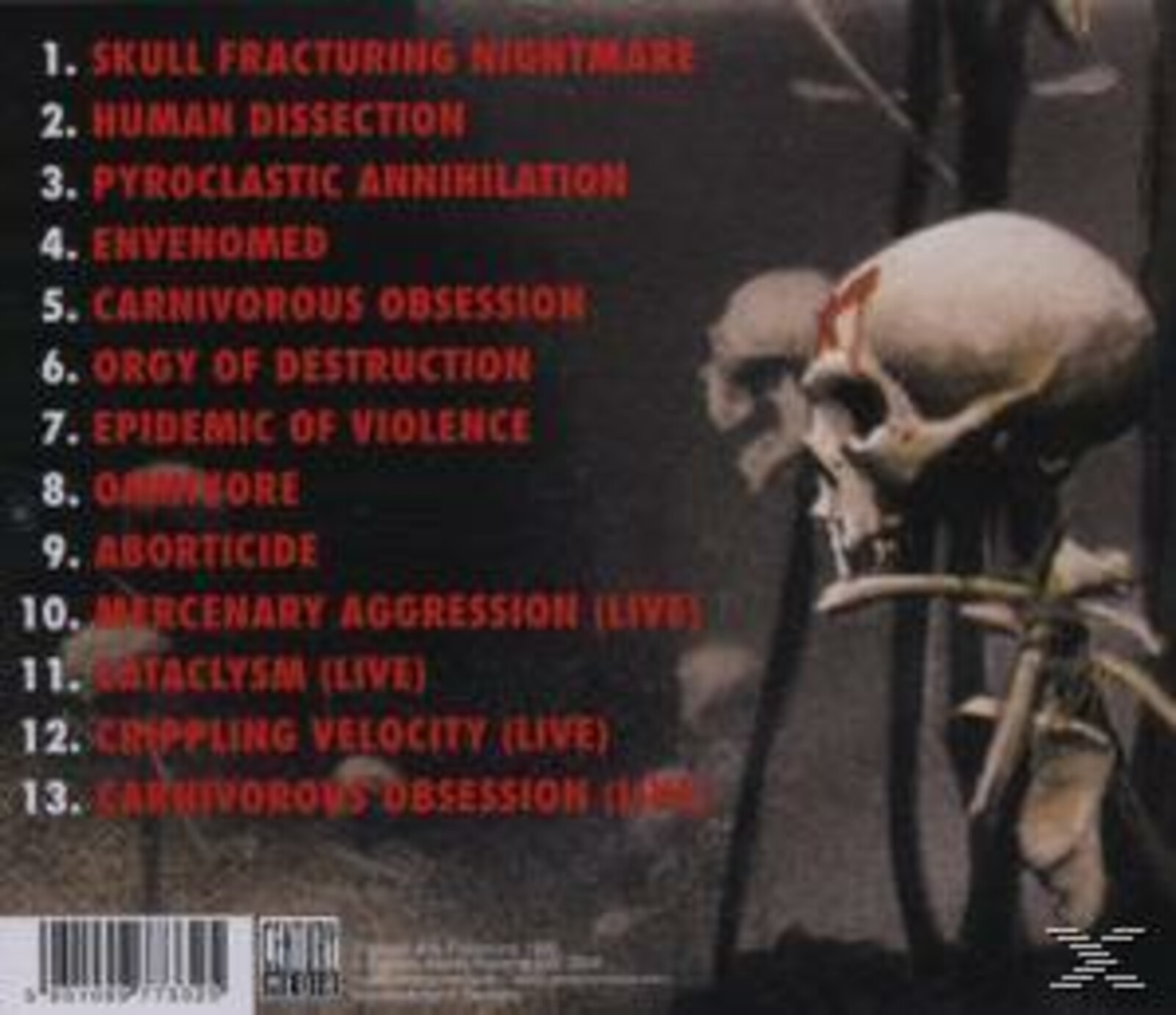 Xpowerpack - Declaration/Hvy 1 - (CD)