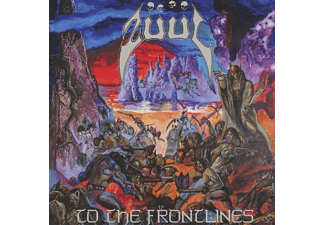 Zuul - To The Frontlines [CD]