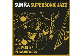 The Sun Ra Arkestra - Super Sonic Jazz/Fate In A Pleasant - (CD)