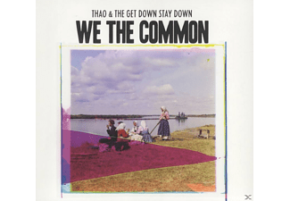 Thao & The Get Down Stay Down - We The Common [CD]