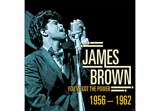 James Brown - You've Got The Power 1956-1962 [CD]